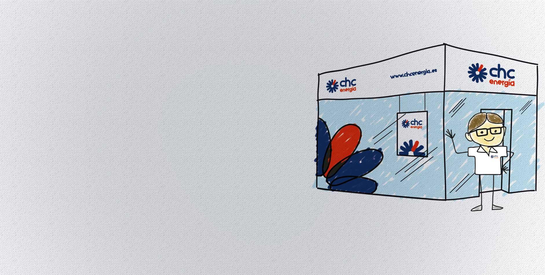 Portal chc energ a chc energ a web for Oficina postal mas cercana